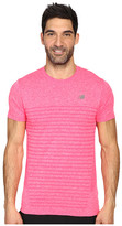New Balance M4M Seamless Short Sleeve Top