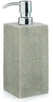 Hotel Collection Shagreen Lotion Dispenser
