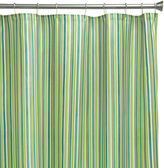 Bacova Guild Bacova Sea Stripe Shower Curtain