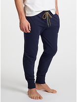 Paul Smith Jersey Cotton Lounge Pants, Navy