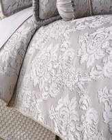 Dian Austin Couture Home Queen Vasari Damask Duvet Cover