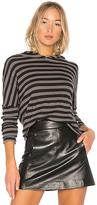 Stateside Striped Thermal Hoodie