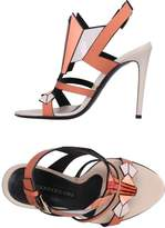 Gianmarco Lorenzi Sandals - Item 11260004