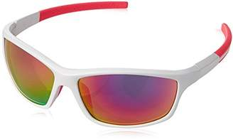 Foster Grant Women's Active for Her 20 Wrap 10235785.RSF Wrap Sunglasses
