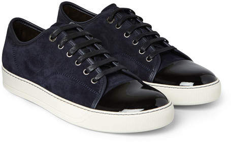 36a636ed4934d Lanvin Patent Leather Shoes For Men - ShopStyle Canada