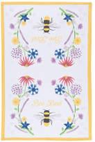 Now Designs Bee Kind Cotton Dishtowel