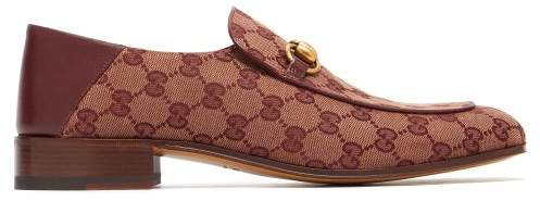 Mister Gg Supreme Canvas Loafers , Mens , Brown