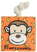 Jellycat If I Were a Monkey' Book
