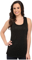 Rock and Roll Cowgirl Knit Tank Top 49-5115