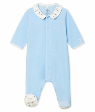 Petit Bateau Baby Boys' Dors Bien Y_5010201 Footies