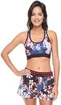 Juicy Couture Solar Floral Sport Bra