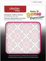 Playtex Diaper Genie Expressions Diaper Pail Fabric Sleeve