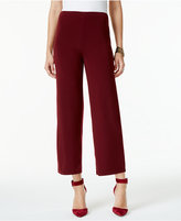 Alfani Soft-Knit Culottes, Only at Macy's
