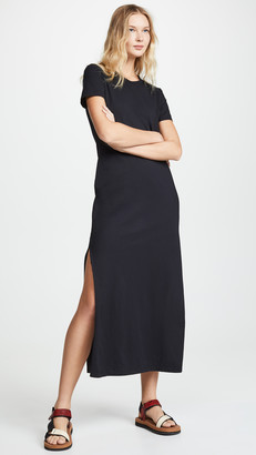 AG Jeans Alana Relaxed Maxi Dress