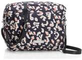 Storksak Infant Mini Fix Crossbody Diaper Bag - Black