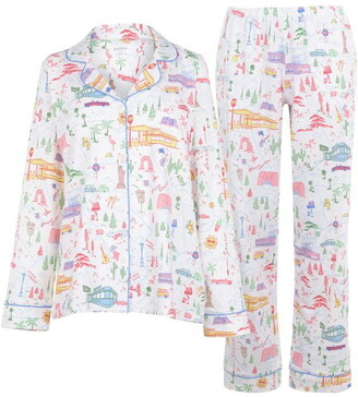 BedHead Hit The Road Cotton PJ Set