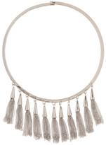 Vince Camuto Tassel Collar Necklace