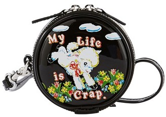 MARC JACOBS, THE Round zip bag