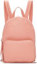 Alexander McQueen Pink Small Backpack