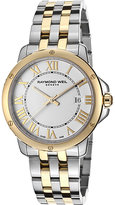 Raymond Weil 5591-stp-00308 Tango Stainless Steel Gold-plated Watch