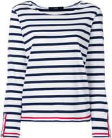 Steffen Schraut Breton stripe T-shirt