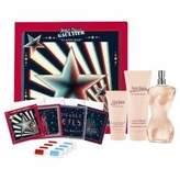 Jean Paul Gaultier Set Edp Spray 1.6 Oz.+ Body Lotion 2.5 Oz + Shower Gel 1 Oz In Fabric Gift Box