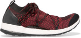 adidas by Stella McCartney Pureboost stretch-knit sneakers