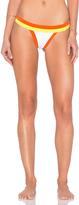 Milly Amalfi Colorblock Bikini Bottom