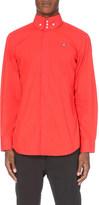 Vivienne Westwood Embroidered regular-fit cotton shirt