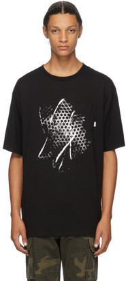 Vans Black WTAPS Edition Waffle Lovers Club T-Shirt