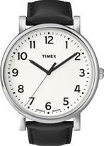 Timex Oversize Easy Reader Analogue Watch