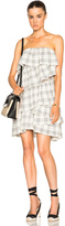 Isa Arfen Full Ruffle Mini Dress