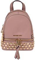 Michael Kors Rhea Zip Xs Backpack