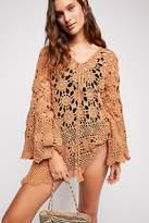 Mandala Crochet Tunic