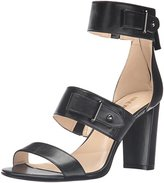 Bandolino Nine West Women's Naxine Patent dress Sandal