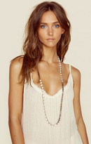 Love Heals pure longing layering necklace