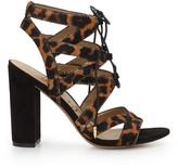 Sam Edelman Yardley Lace-Up Heeled Sandal