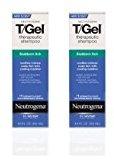 Neutrogena T-Gel Shampoo, Stubborn Itch Control, 4.4 Fluid Ounce (Pack of 2)