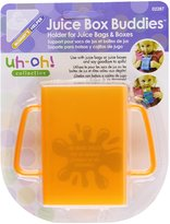 Mommys Helper Mommy's Helper Juice Box Buddies Holder for Juice Bags and Boxes, Colors May Vary