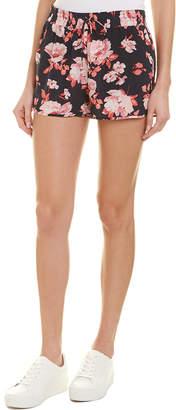 Joie Layana Floral Silk Short