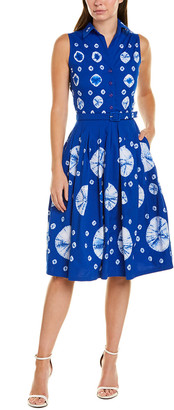 Samantha Sung Claire Shirtdress