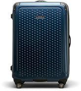 Kenneth Cole 28 Inch Embossed Dot Hardside Upright Suitcase