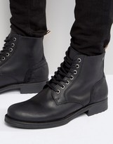 Jack & Jones Sting Leather Boots
