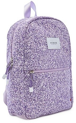 State Bags Kane Mini Sprinkle Dot Backpack