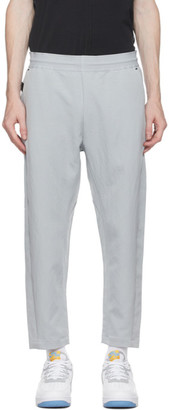 Nike Grey Sportswear Tech Pack Lounge Pants