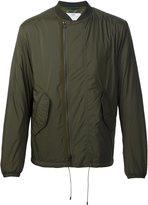 Oamc side zip bomber jacket