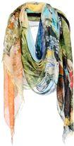D'aniello Square scarves - Item 46526240