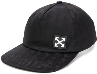 Off-White logo patch cap