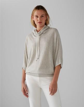 Club Monaco Funnel Neck Cashmere Sweater
