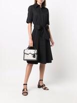 Thumbnail for your product : Lauren Ralph Lauren Belted Shirt Dress